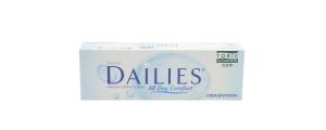Focus Dailies Toric 360pck עסקה חצי שנתית עדשות יומיות טוריות alcon