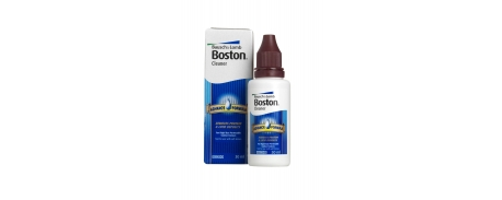 תמיסות לעדשות קשות Boston Advance Cleaner