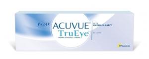 עדשות מגע יומיות אקיוביו טרו איי 1Day Acuvue TruEye