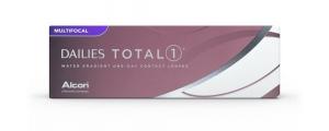 עדשות מגע יומיות מולטיפוקל דייליס טוטאל Dailies Total Multifocal